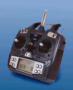 قیمت رادیو کنترل چهار کاناله